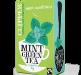 Mint Green Tea 20x Clipper