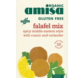 Falafel Mix, glutenfri, 160g Amisa