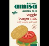 Burger Mix, glutenfri, 140g Amisa